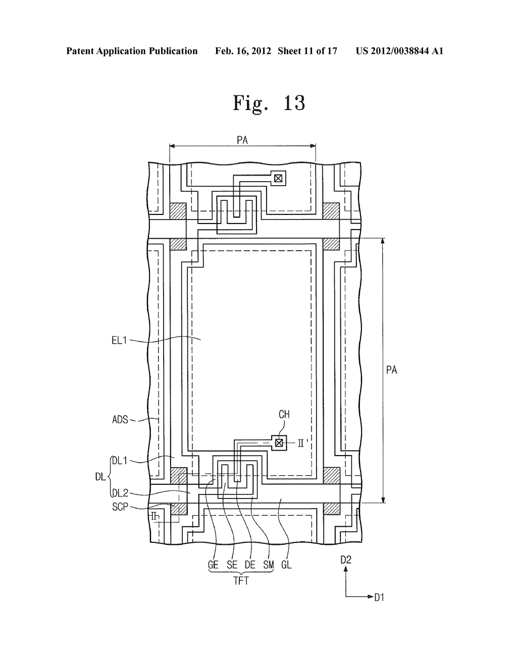 METHOD OF MANUFACTURING DISPLAY APPARATUS AND DISPLAY APPARATUS - diagram, schematic, and image 12