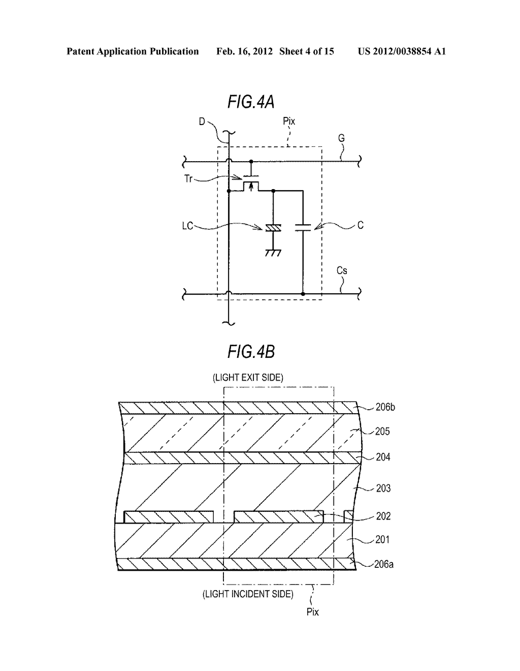 DISPLAY APPARATUS AND LIGHT BARRIER DEVICE - diagram, schematic, and image 05