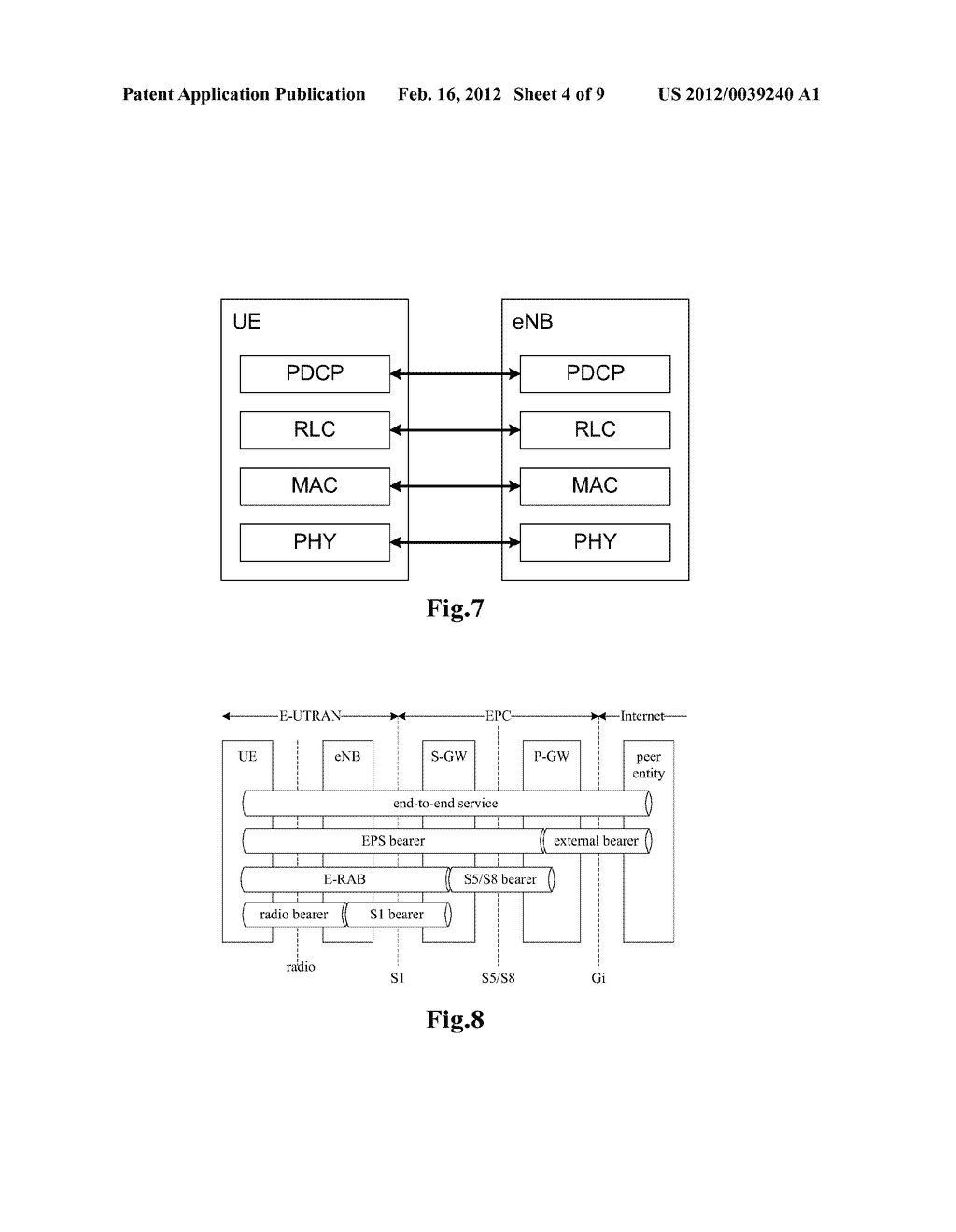 METHOD, DEVICE AND SYSTEM FOR TRANSMITTING RELAY DATA - diagram, schematic, and image 05