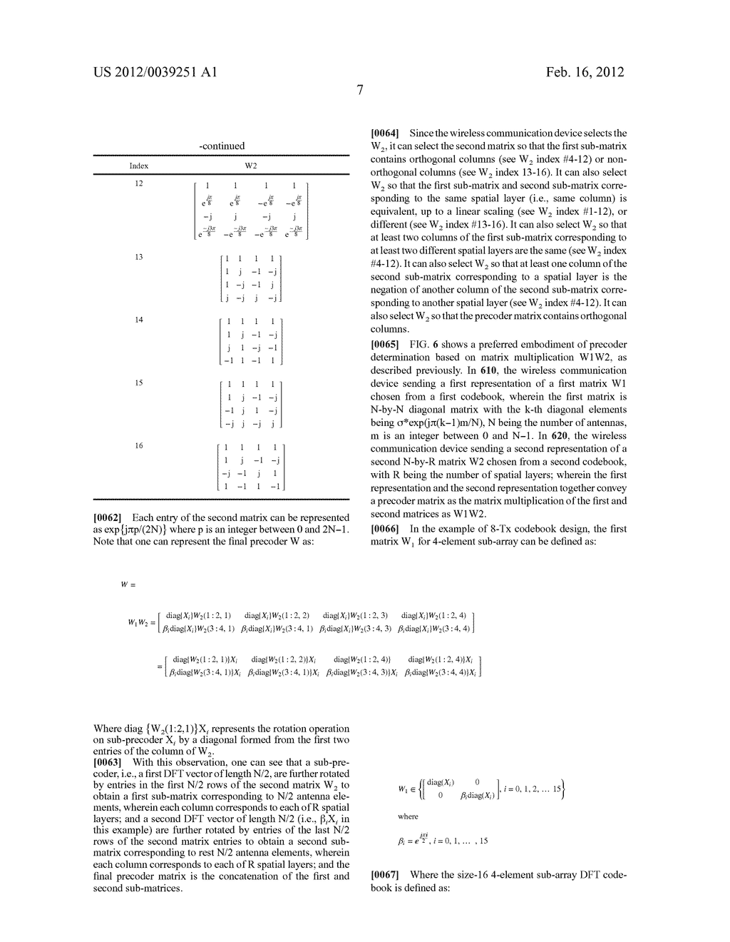 METHOD OF CODEBOOK DESIGN AND PRECODER FEEDBACK IN WIRELESS COMMUNICATION     SYSTEMS - diagram, schematic, and image 15