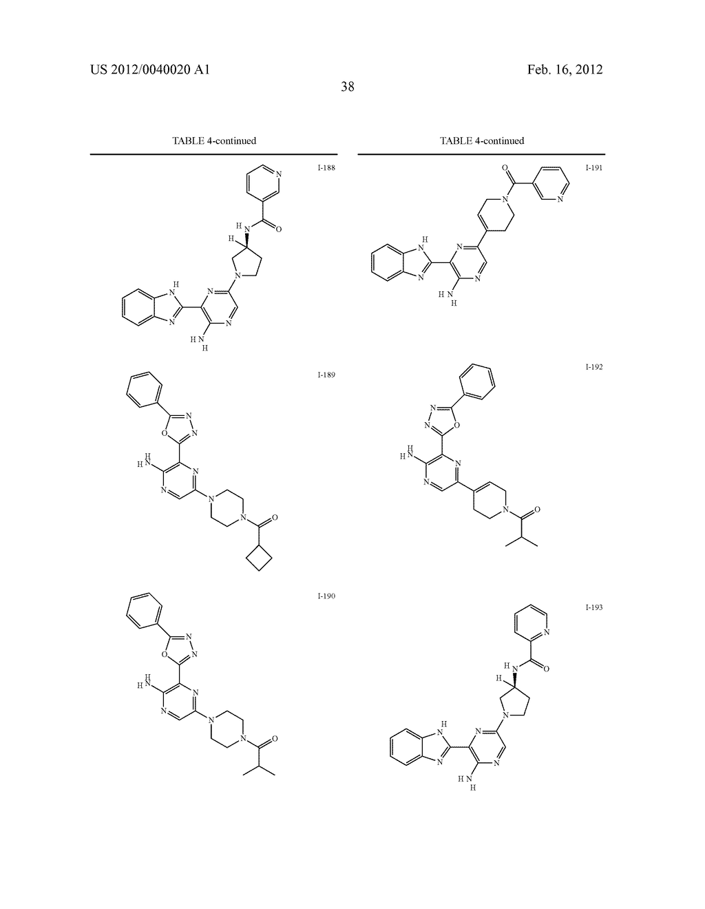 COMPOUNDS USEFUL AS INHIBITORS OF ATR KINASE - diagram, schematic, and image 40