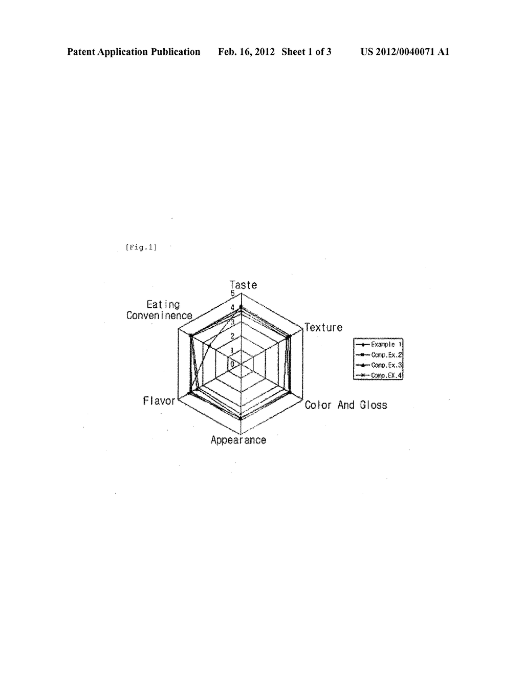 METHOD FOR MAKING INSTANT DRIED RICE FOR PORRIDGE, WHICH IS OUTSTANDINGLY     EASY TO RECONSTITUTE - diagram, schematic, and image 02