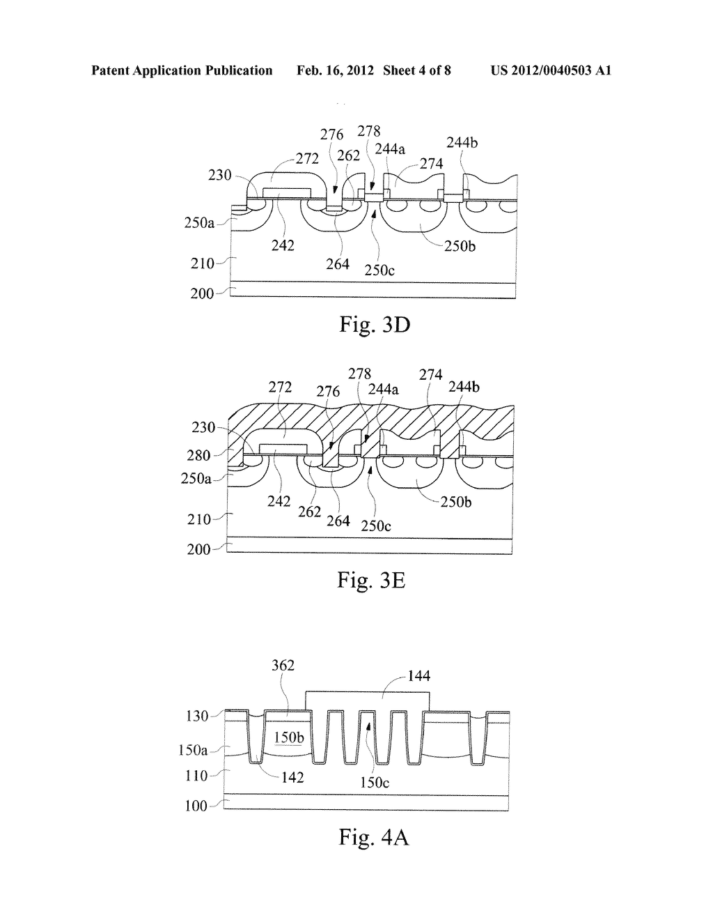 FABRICATION METHOD OF INTEGRATING POWER TRANSISTOR AND SCHOTTKY DIODE ON A     MONOLITHIC SUBSTRATE - diagram, schematic, and image 05