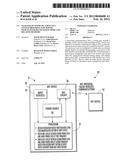 NEAR-FIELD COMMUNICATION (NFC) SYSTEM PROVIDING LOW POWER PEER-TO-PEER     RECOGNITION MODE AND RELATED METHODS diagram and image