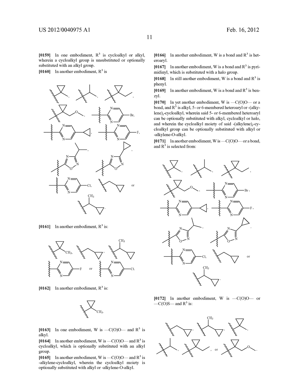BRIDGED BICYCLIC HETEROCYCLE DERIVATIVES AND METHODS OF USE THEREOF - diagram, schematic, and image 12