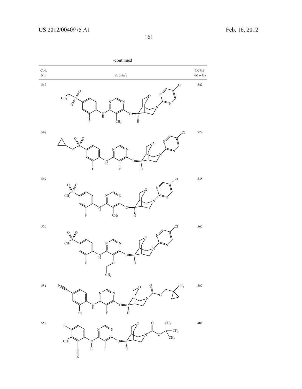 BRIDGED BICYCLIC HETEROCYCLE DERIVATIVES AND METHODS OF USE THEREOF - diagram, schematic, and image 162