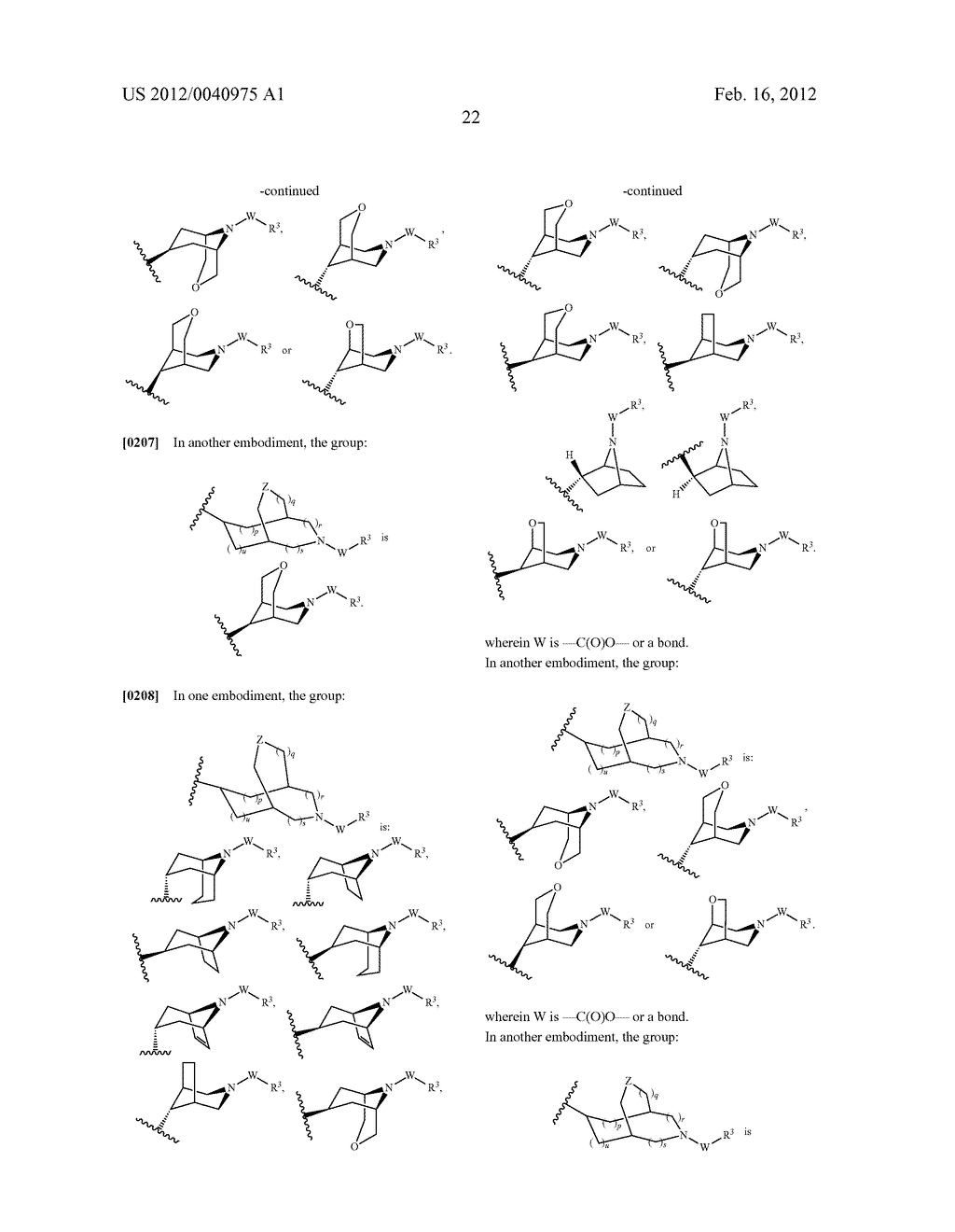 BRIDGED BICYCLIC HETEROCYCLE DERIVATIVES AND METHODS OF USE THEREOF - diagram, schematic, and image 23