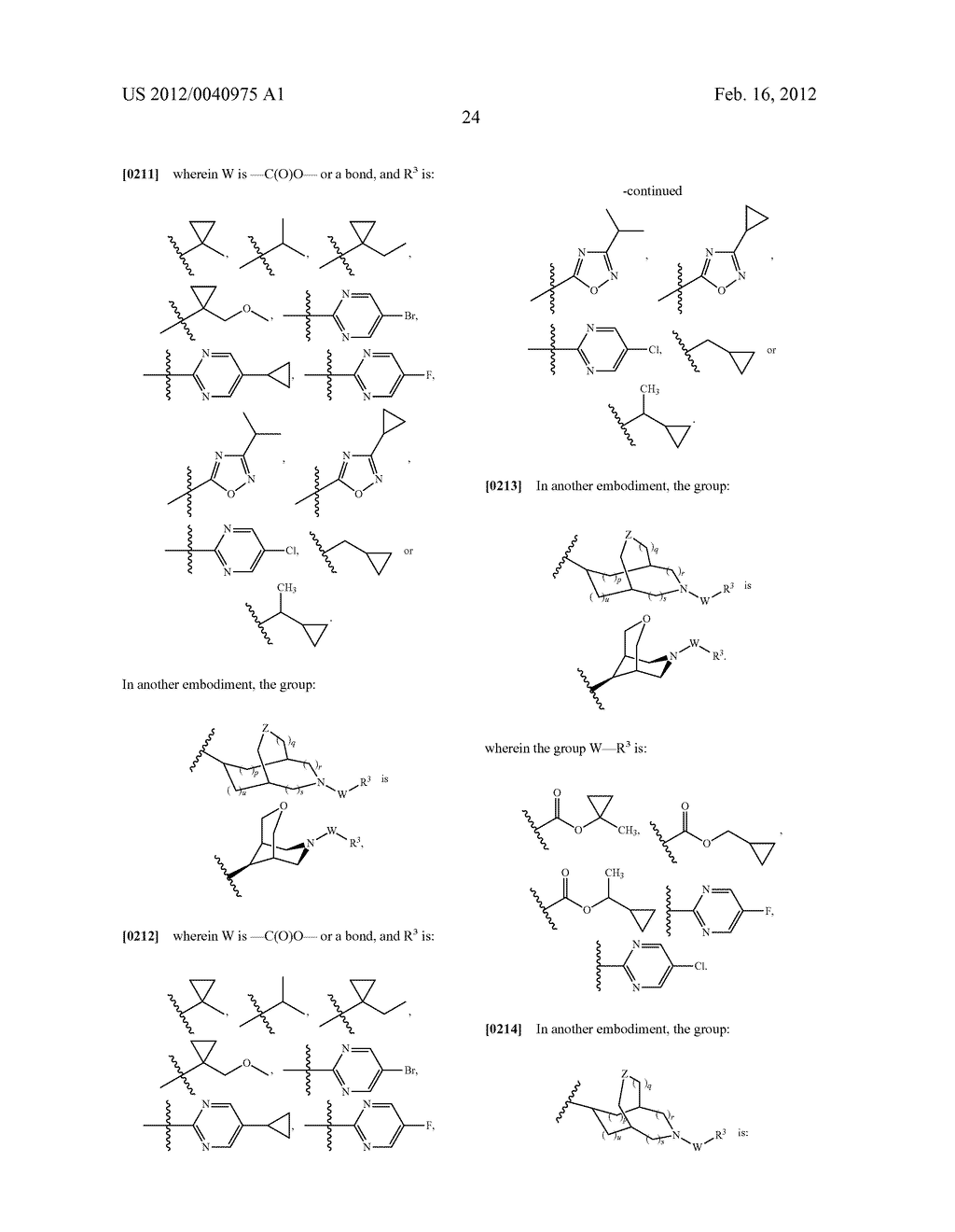 BRIDGED BICYCLIC HETEROCYCLE DERIVATIVES AND METHODS OF USE THEREOF - diagram, schematic, and image 25