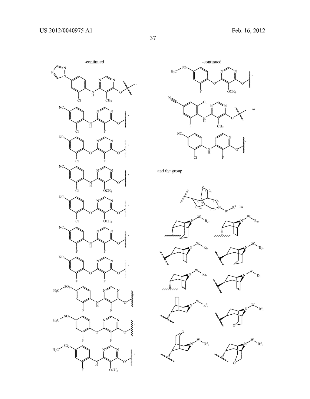 BRIDGED BICYCLIC HETEROCYCLE DERIVATIVES AND METHODS OF USE THEREOF - diagram, schematic, and image 38