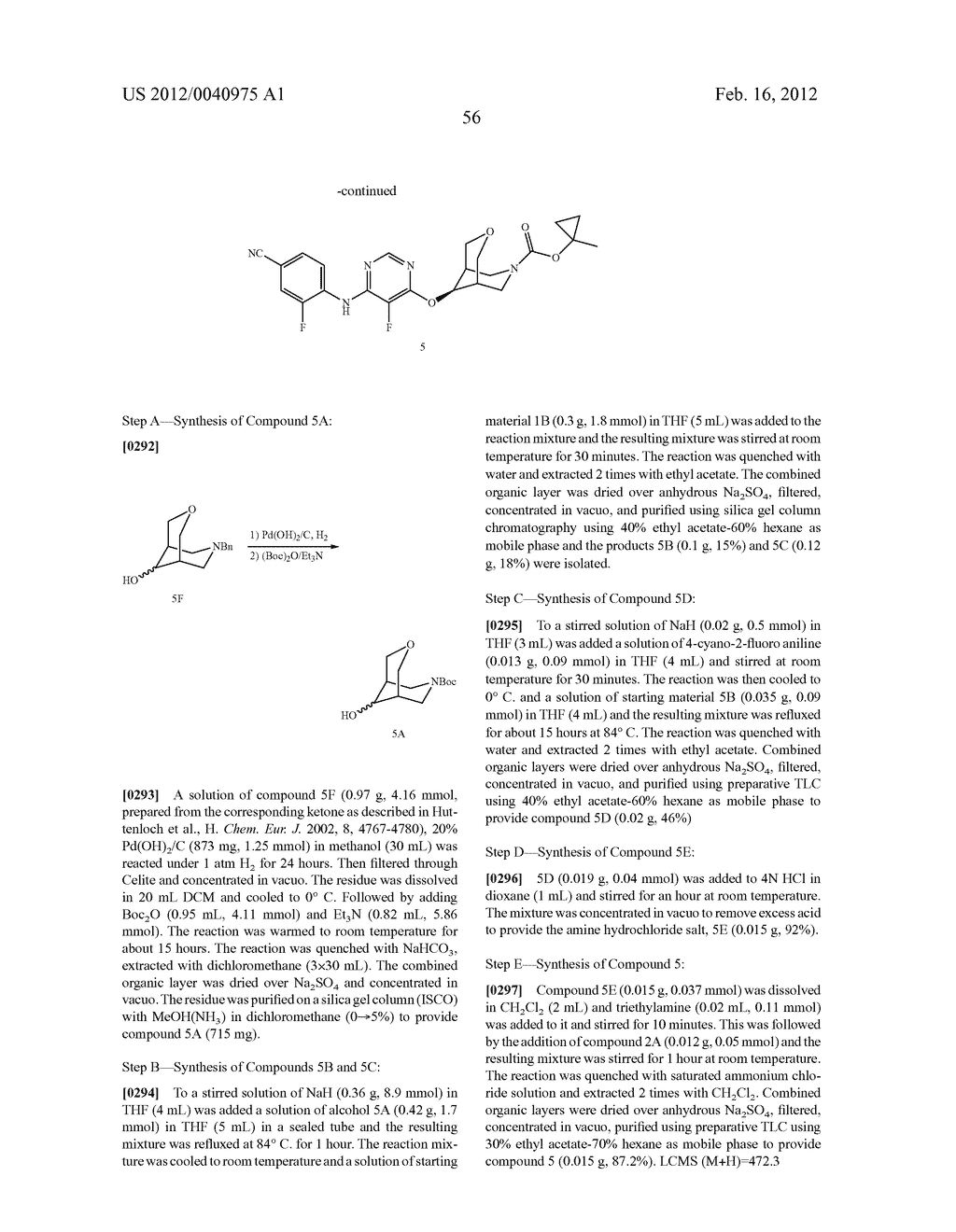 BRIDGED BICYCLIC HETEROCYCLE DERIVATIVES AND METHODS OF USE THEREOF - diagram, schematic, and image 57