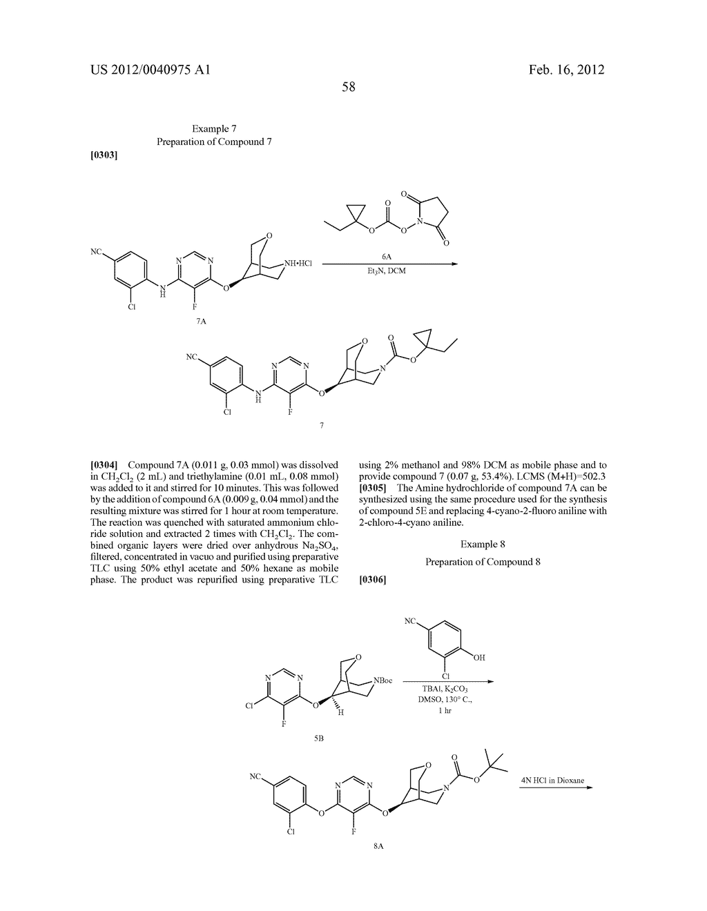 BRIDGED BICYCLIC HETEROCYCLE DERIVATIVES AND METHODS OF USE THEREOF - diagram, schematic, and image 59