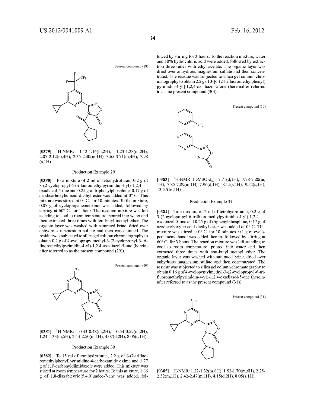 PYRIMIDINE COMPOUND AND ITS USE IN PEST CONTROL - diagram, schematic, and image 35