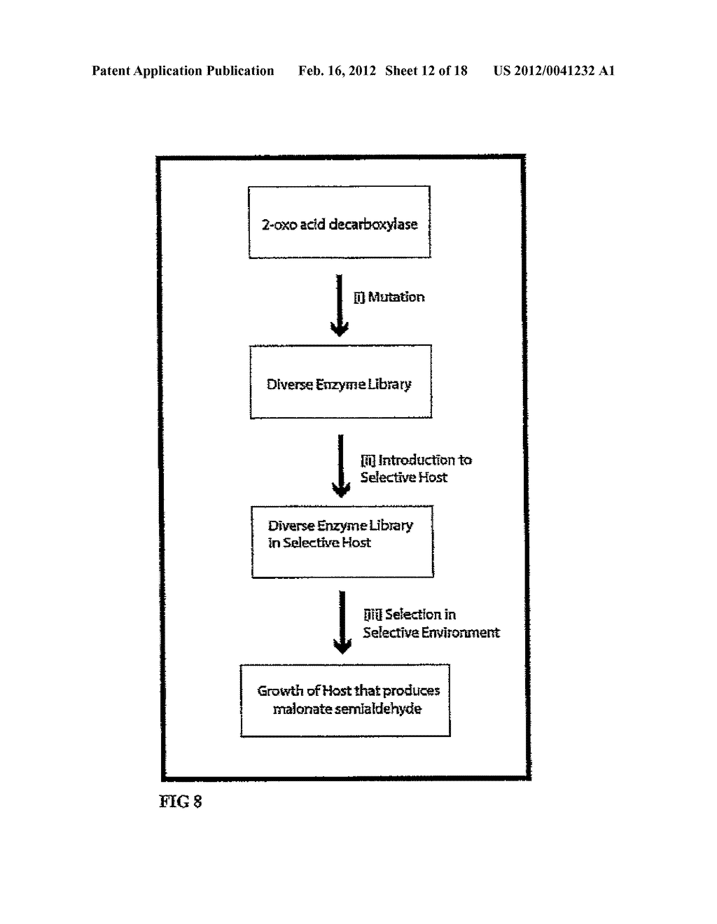 COMPOSITIONS AND METHODS FOR 3-HYDROXYPROPIONATE BIO-PRODUCTION FROM     BIOMASS - diagram, schematic, and image 13
