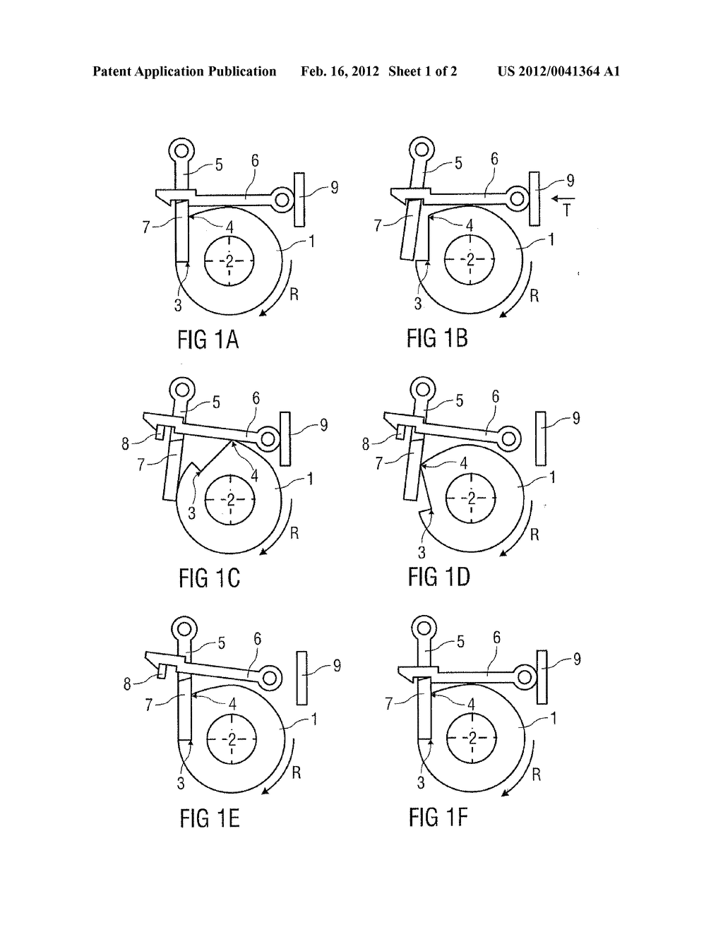 INTERLOCK MECHANISM FOR A DRUG DELIVERY DEVICE AND DRUG DELIVERY DEVICE - diagram, schematic, and image 02