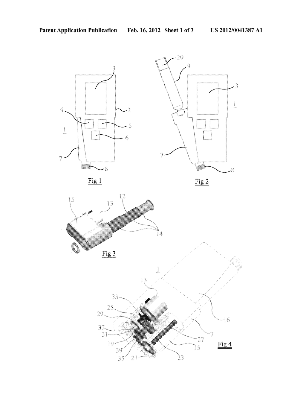 Medicament Delivery Devices - diagram, schematic, and image 02