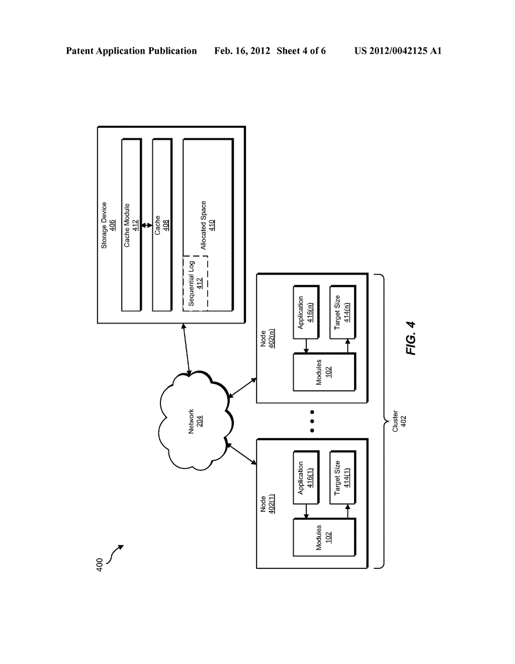 Systems and Methods for Efficient Sequential Logging on Caching-Enabled     Storage Devices - diagram, schematic, and image 05