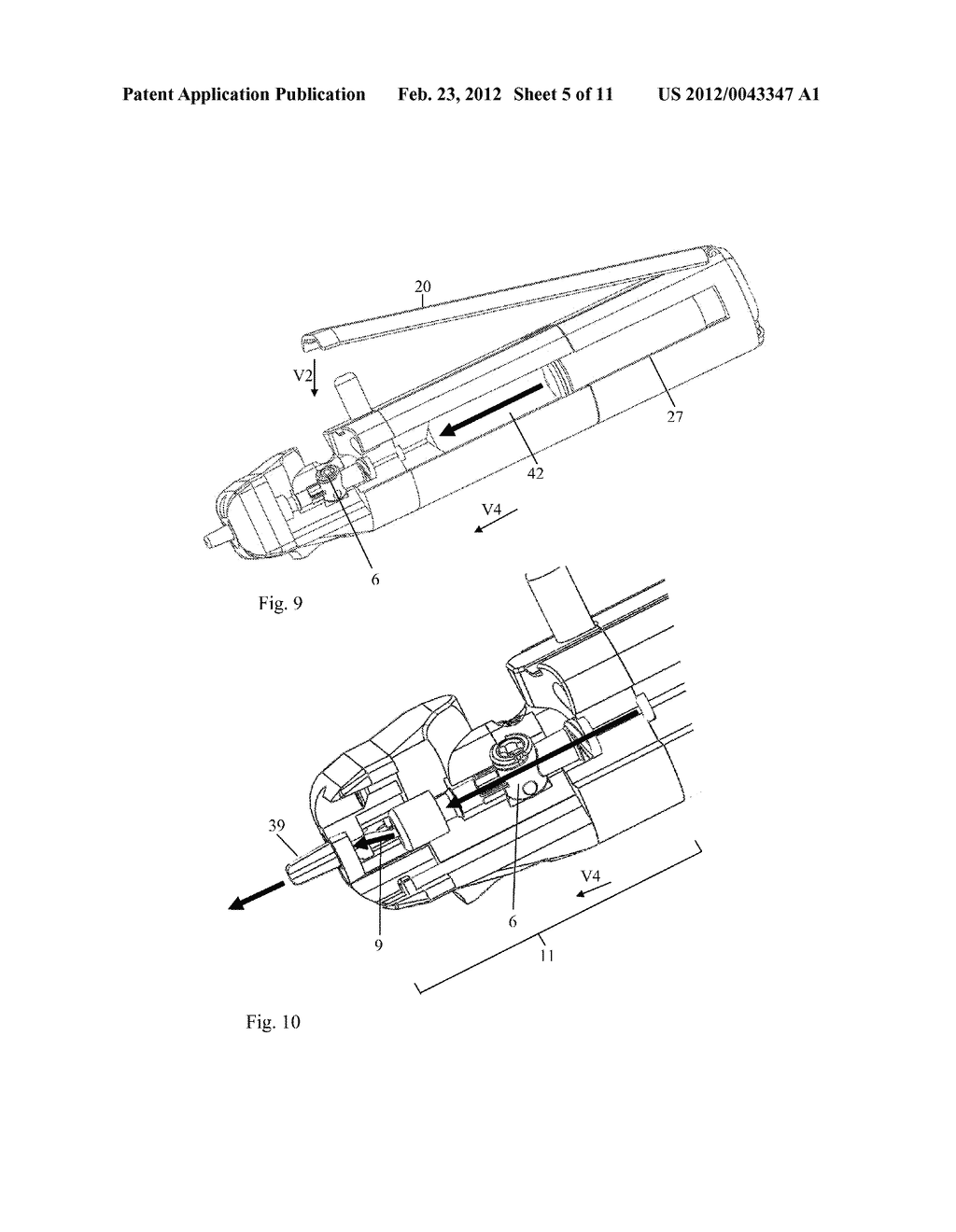 DEVICE, SYSTEM AND METHOD FOR DISPENSING A FIXED DOSE OF FLUID - diagram, schematic, and image 06
