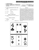 Double Denomination Playing Card Deck diagram and image