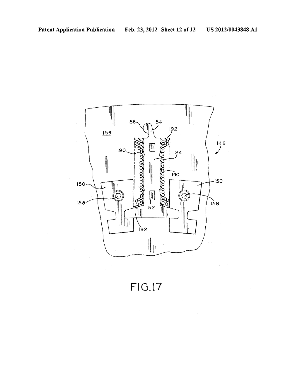 CONTINUOUSLY FORMED ANNULAR LAMINATED ARTICLE AND METHOD FOR ITS     MANUFACTURE - diagram, schematic, and image 13