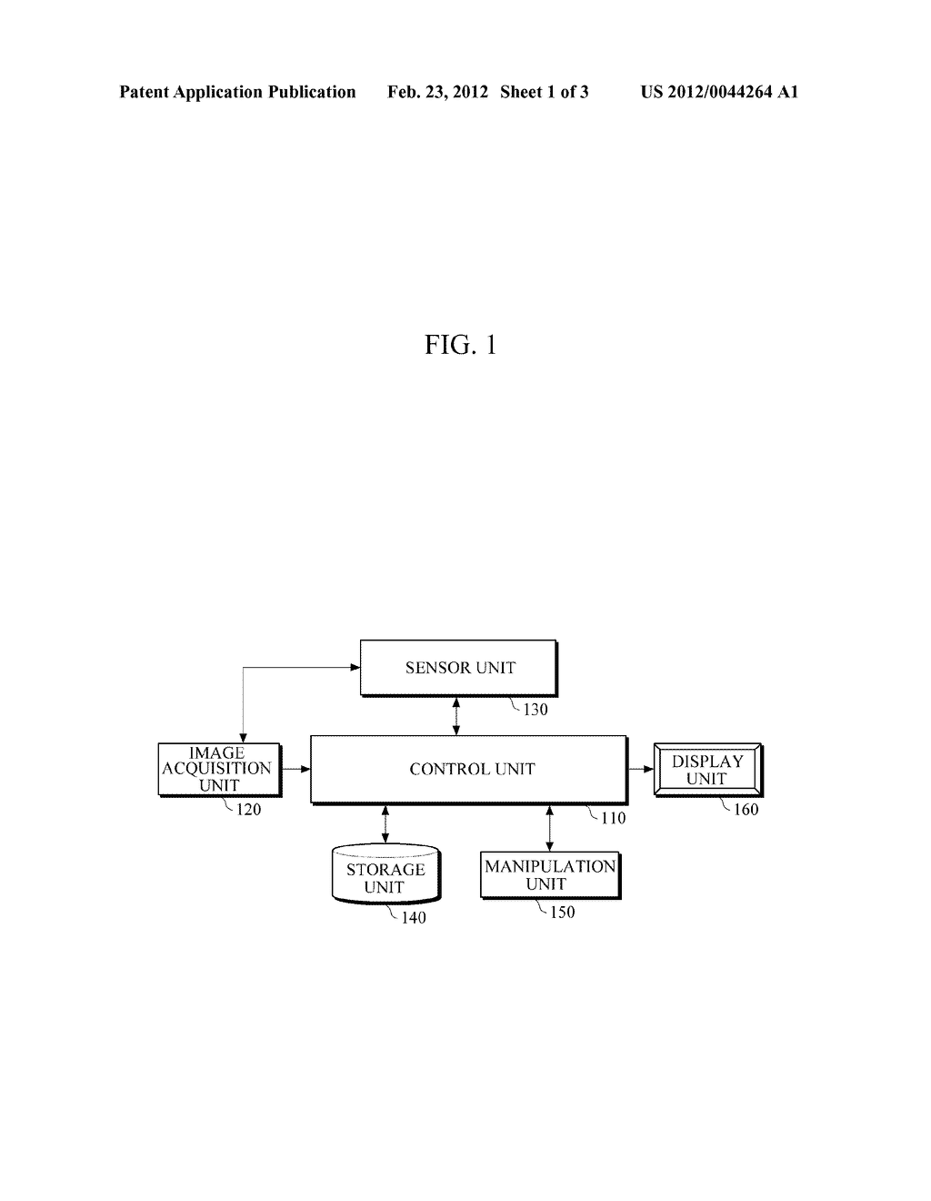 APPARATUS AND METHOD FOR PROVIDING AUGMENTED REALITY - diagram, schematic, and image 02
