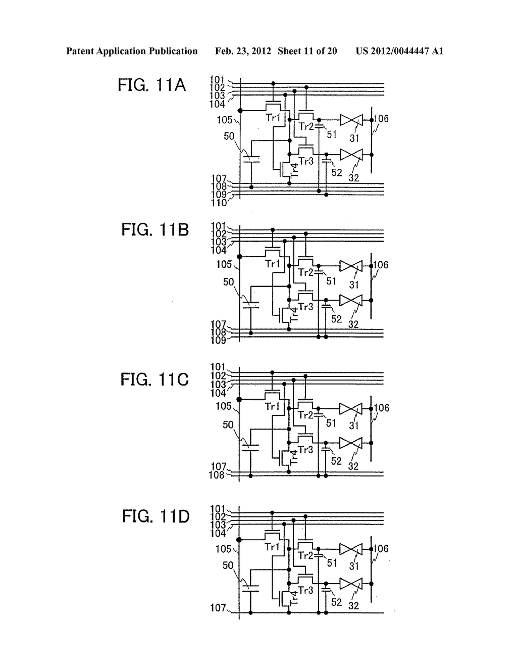 Display Device And Driving Method Thereof - diagram, schematic, and image 12