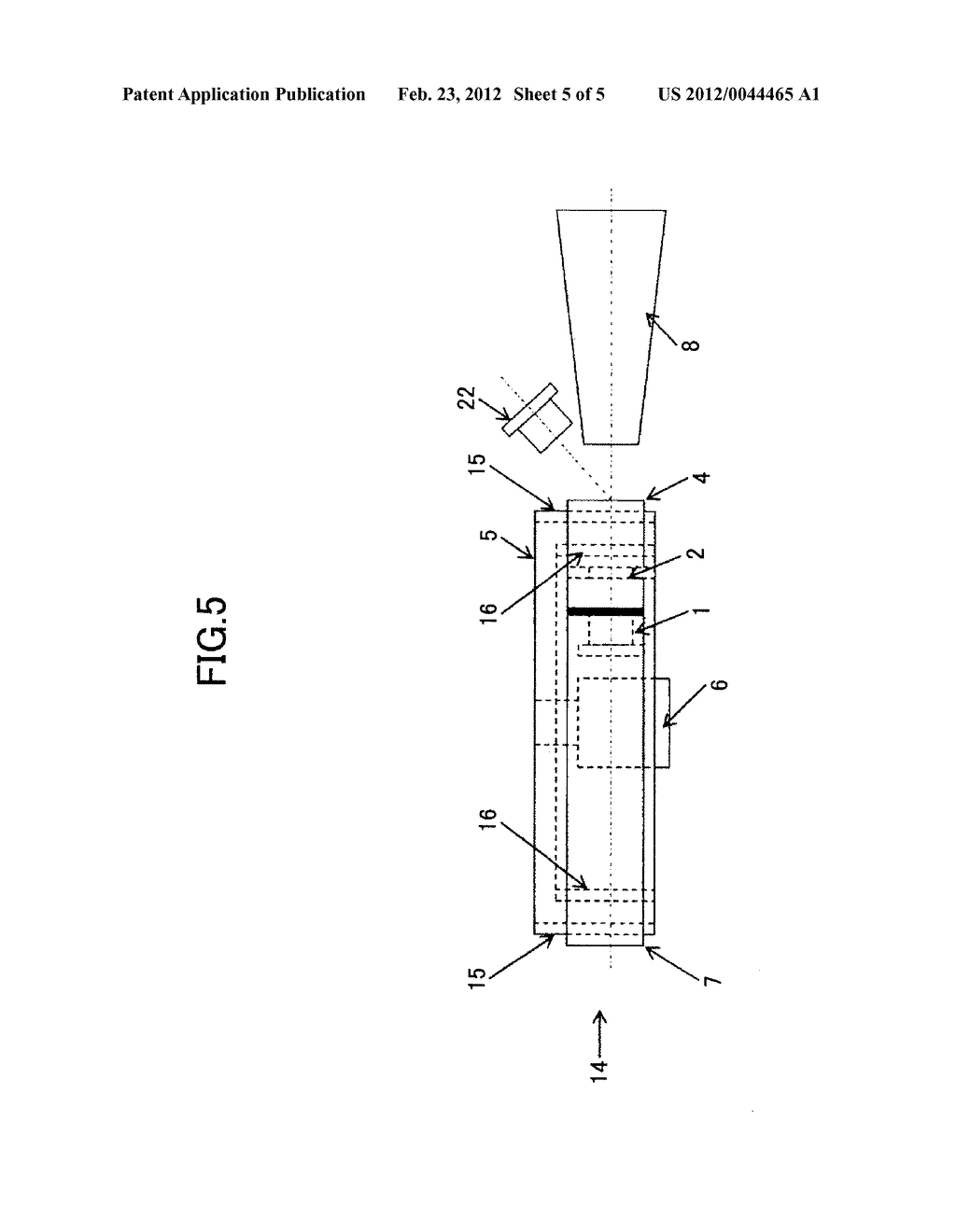 LIGHT SOURCE UNIT, ILLUMINATION DEVICE, AND PROJECTION DISPLAY APPARATUS - diagram, schematic, and image 06