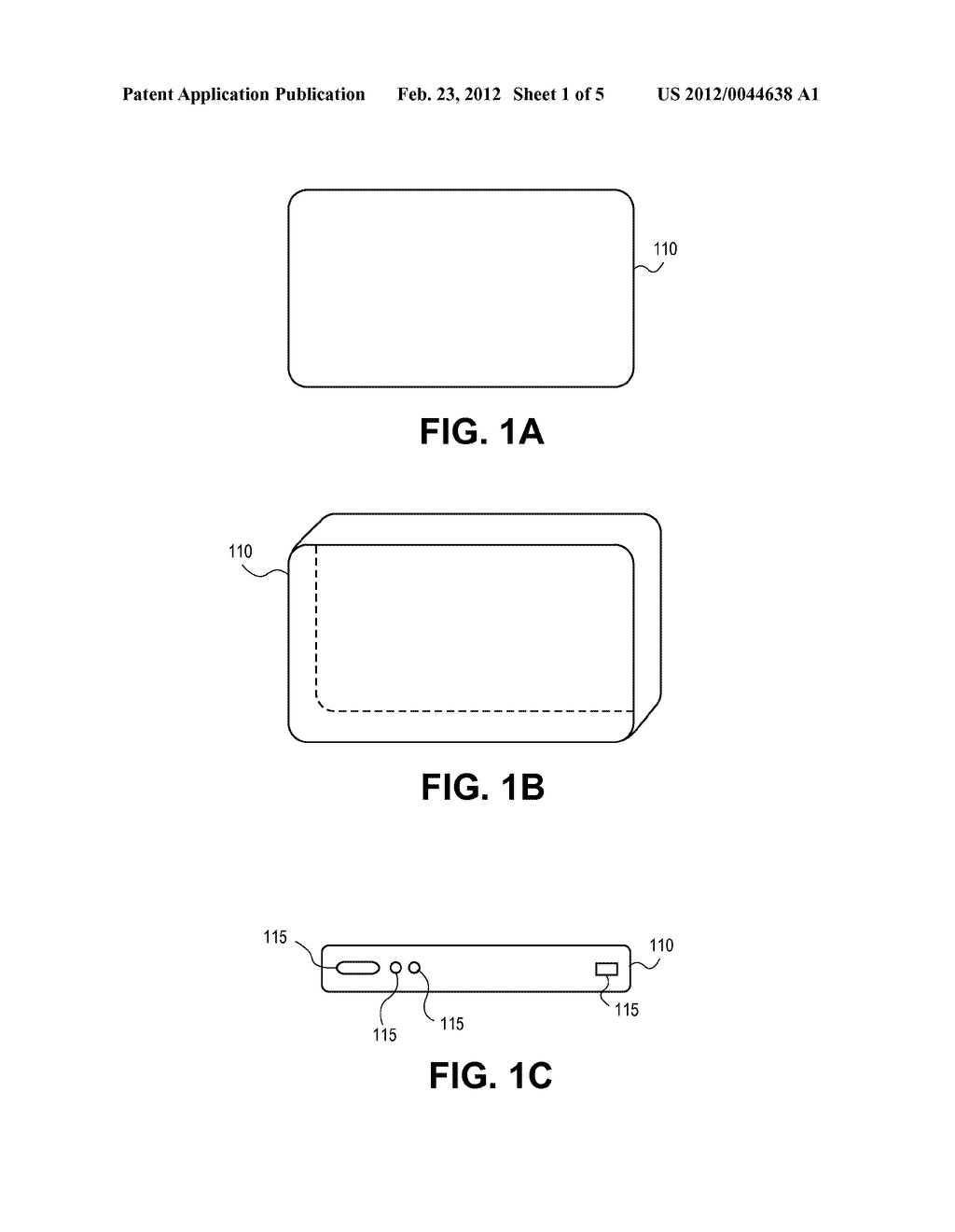 CASE FOR ENCLOSING AND REMAINING ATTACHED TO A TABLET-COMPUTING DEVICE - diagram, schematic, and image 02
