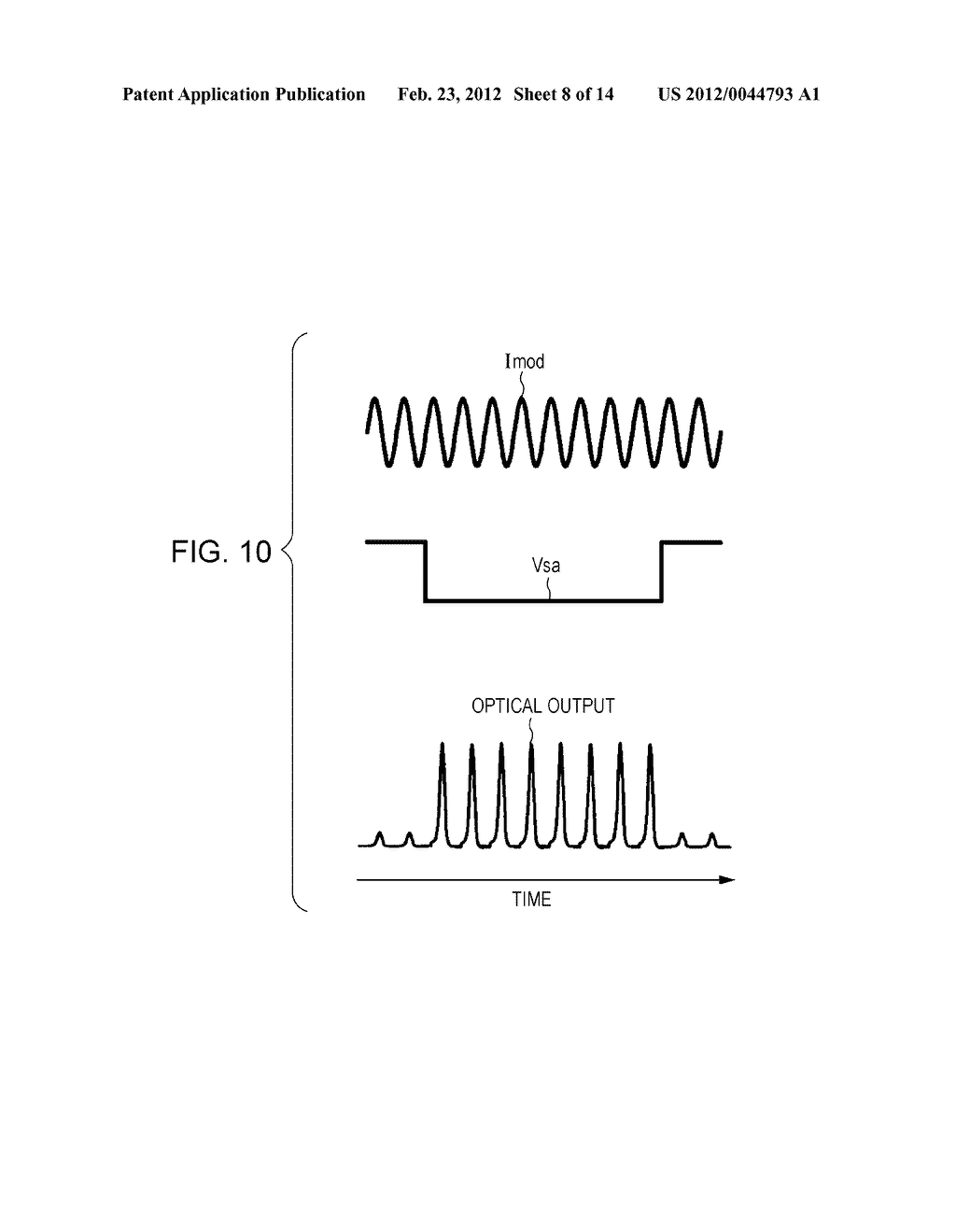 RECORDING DEVICE AND OPTICAL OSCILLATOR DEVICE - diagram, schematic, and image 09