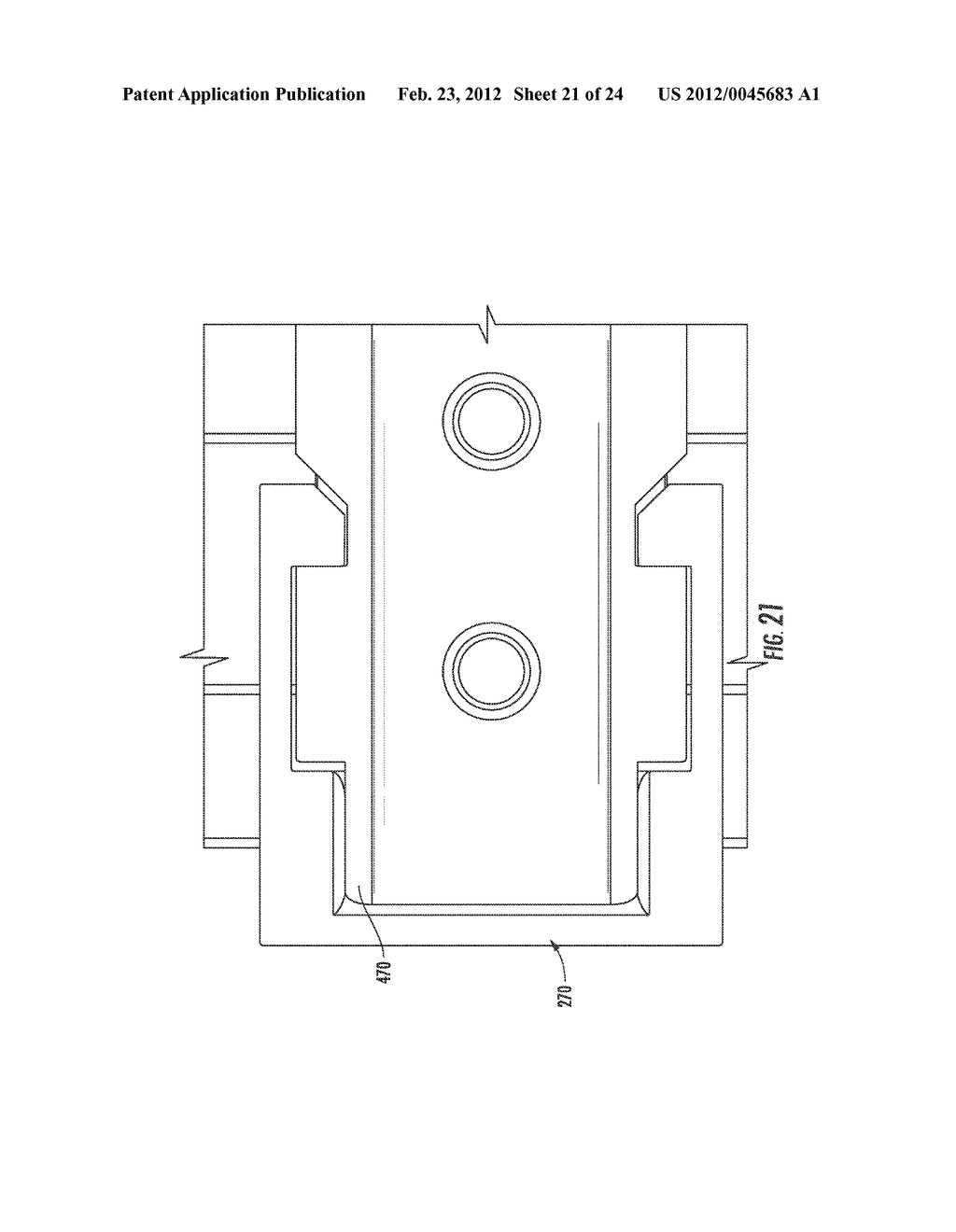 BATTERY SYSTEM AND MANIFOLD ASSEMBLY HAVING A MANIFOLD MEMBER AND A     CONNECTING FITTING - diagram, schematic, and image 22