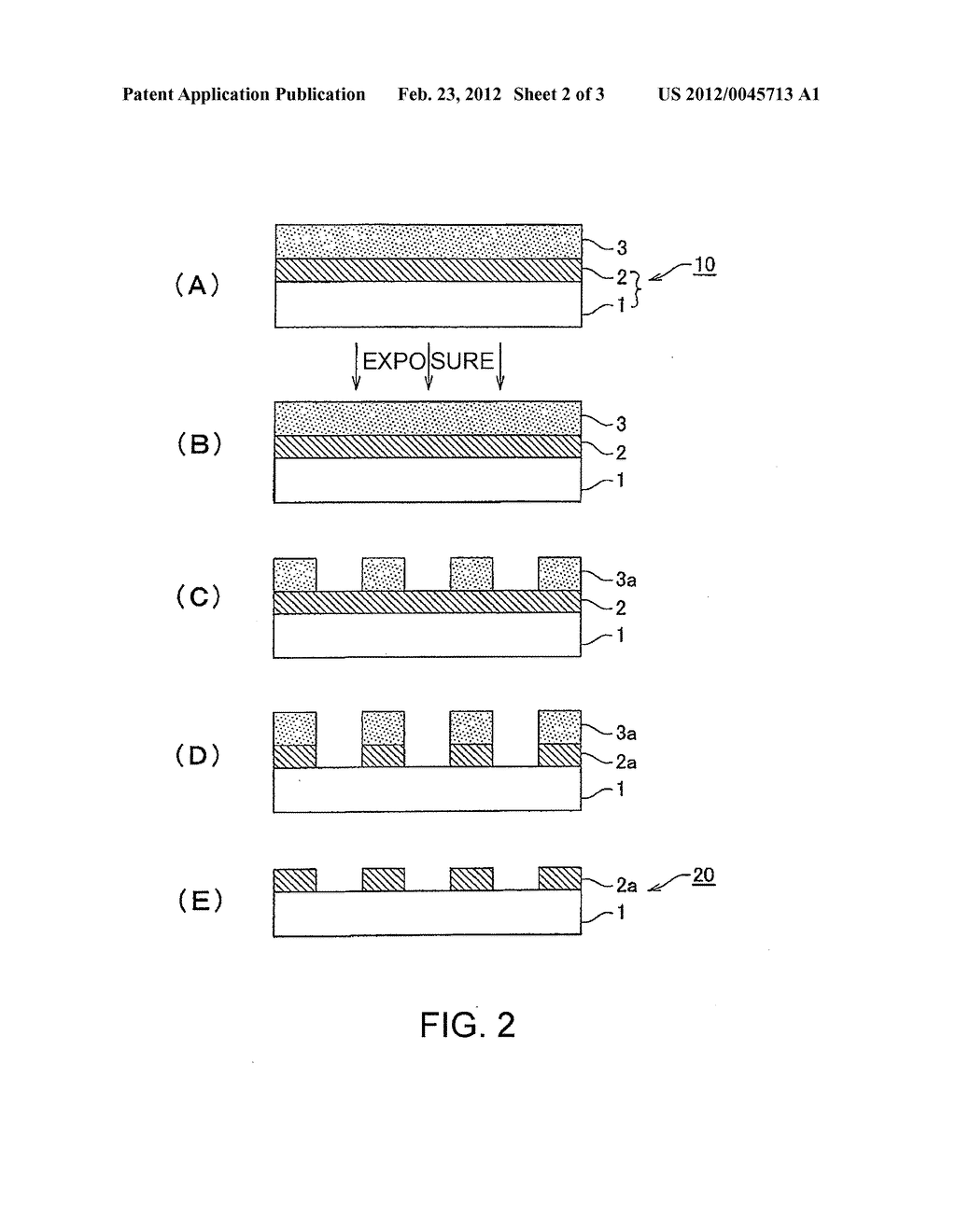 PHOTOMASK BLANK, METHOD OF MANUFACTURING THE SAME, PHOTOMASK, AND METHOD     OF MANUFACTURING THE SAME - diagram, schematic, and image 03