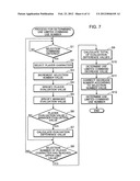 Game control system recording medium and game system control method diagram and image