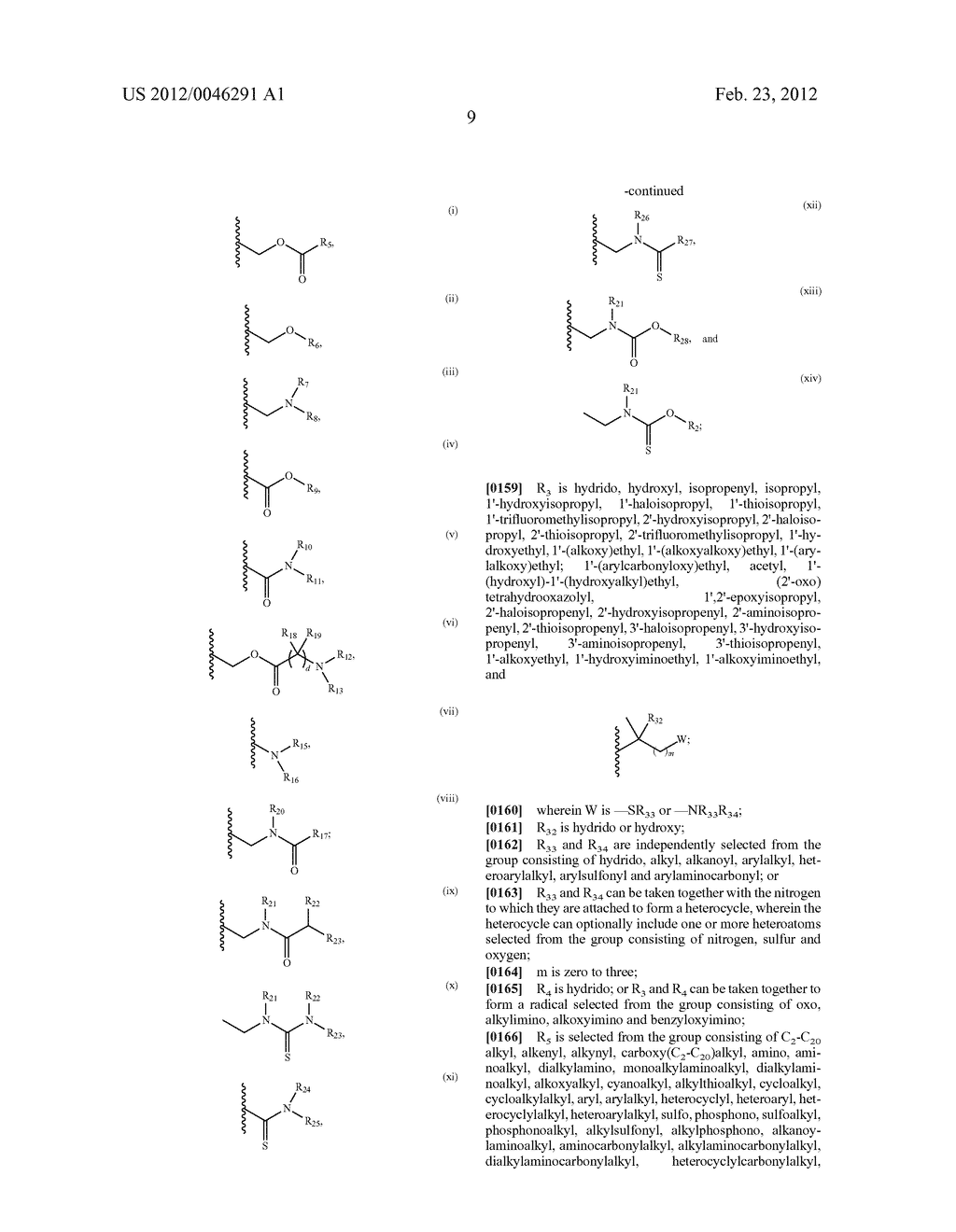 Extended Triterpene Derivatives - diagram, schematic, and image 11