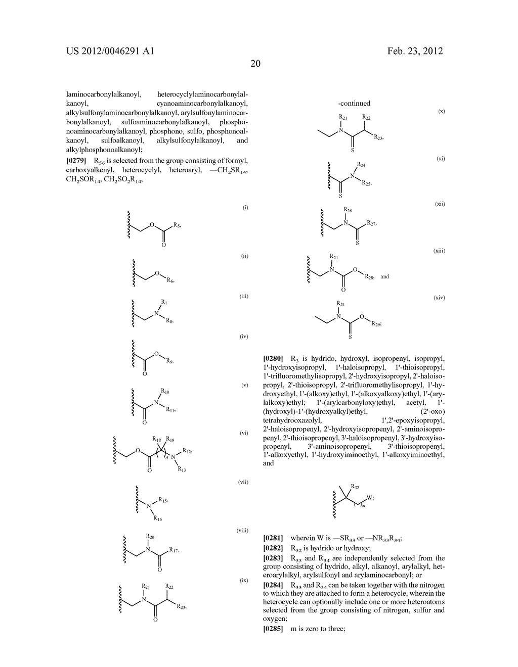 Extended Triterpene Derivatives - diagram, schematic, and image 22