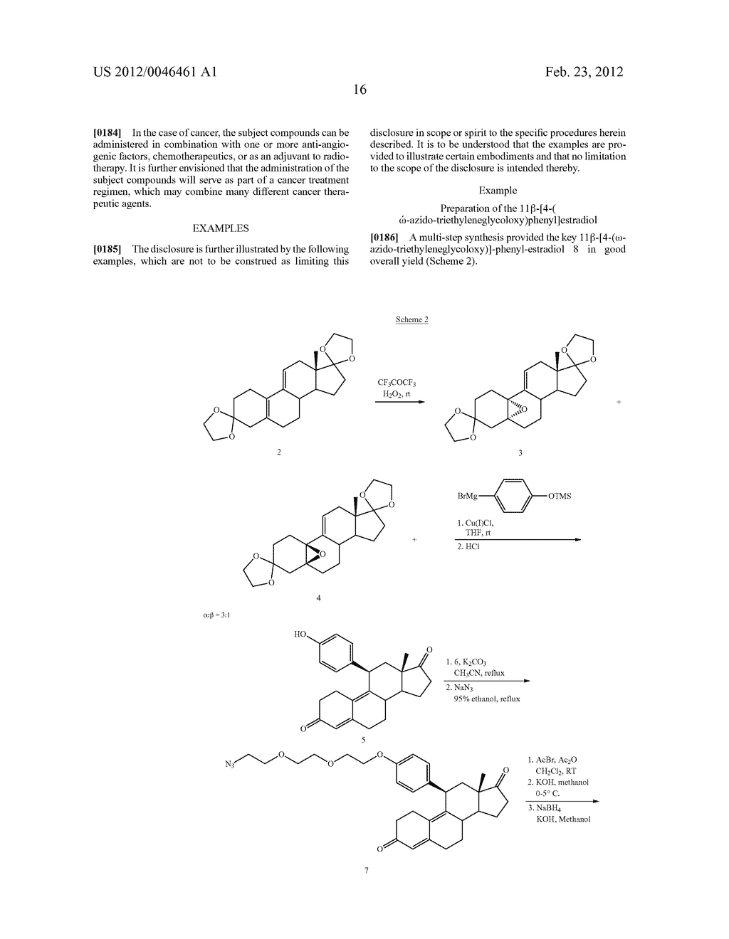 STEROIDAL ANTI-HORMONE HYBRIDS - diagram, schematic, and image 25