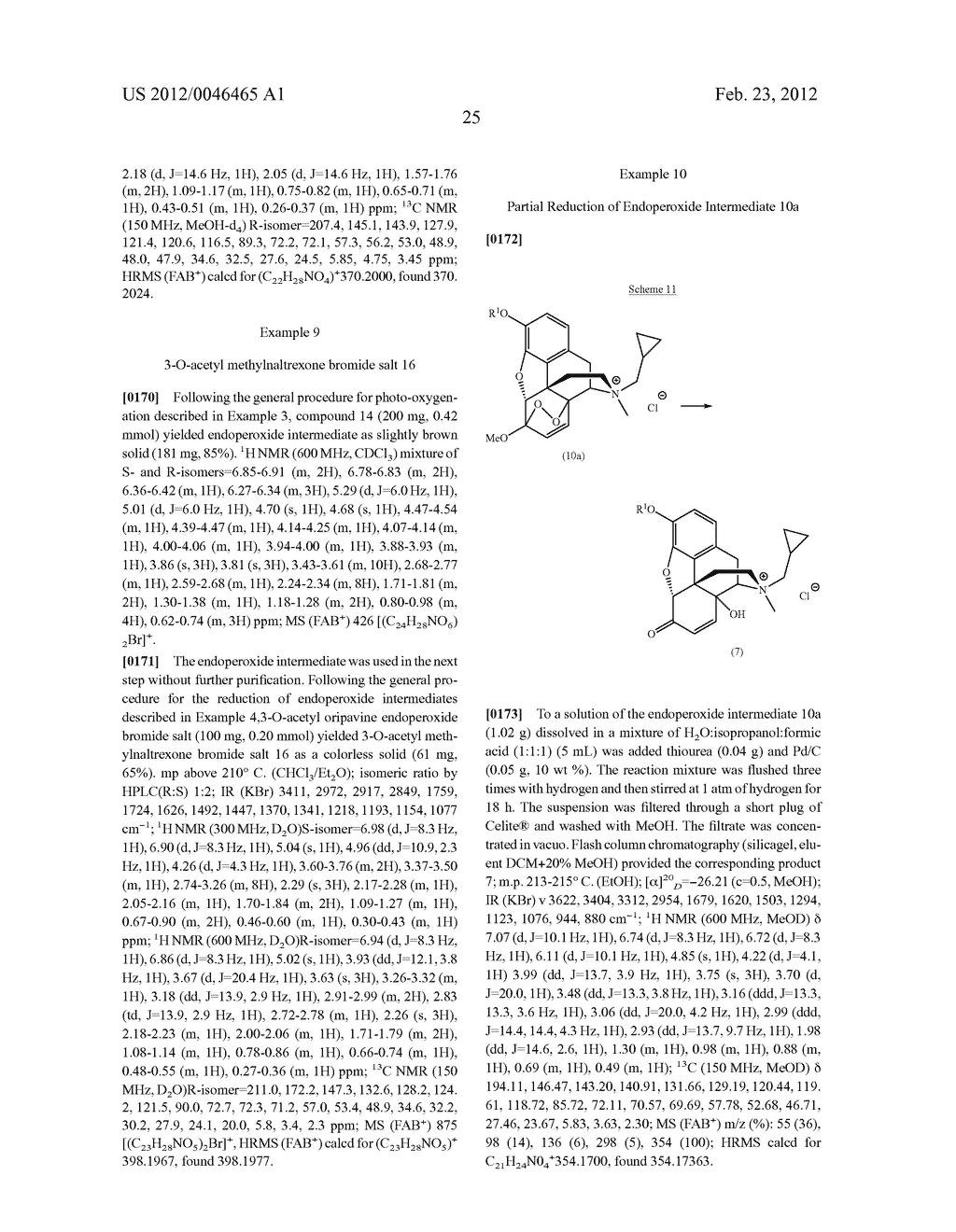 Processes for the Preparation of Morphinane and Morphinone Compounds - diagram, schematic, and image 27