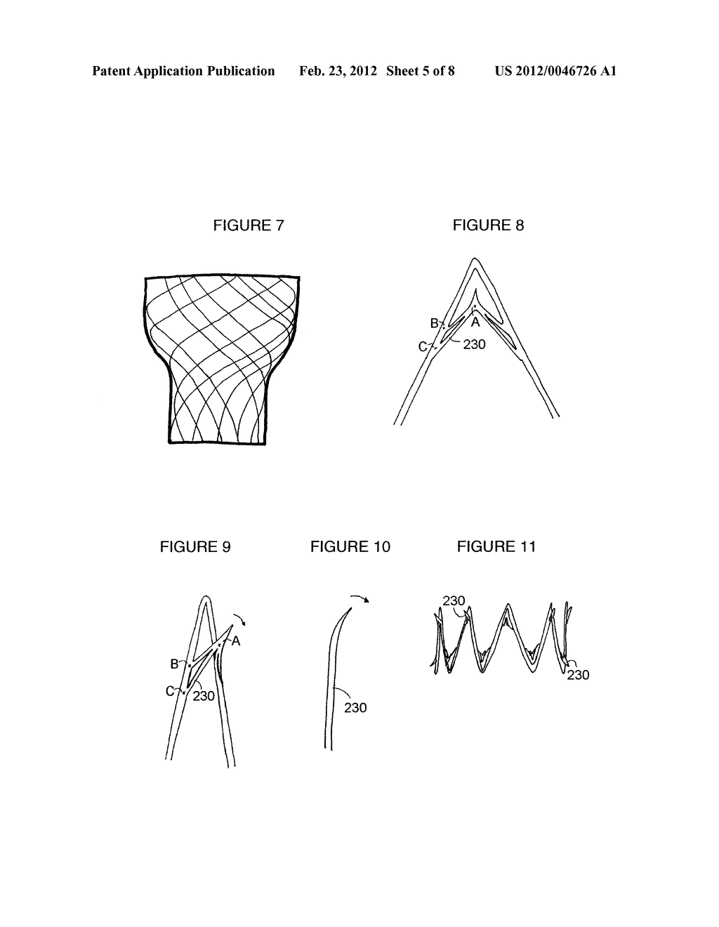 AORTIC VALVE STENT GRAFT - diagram, schematic, and image 06