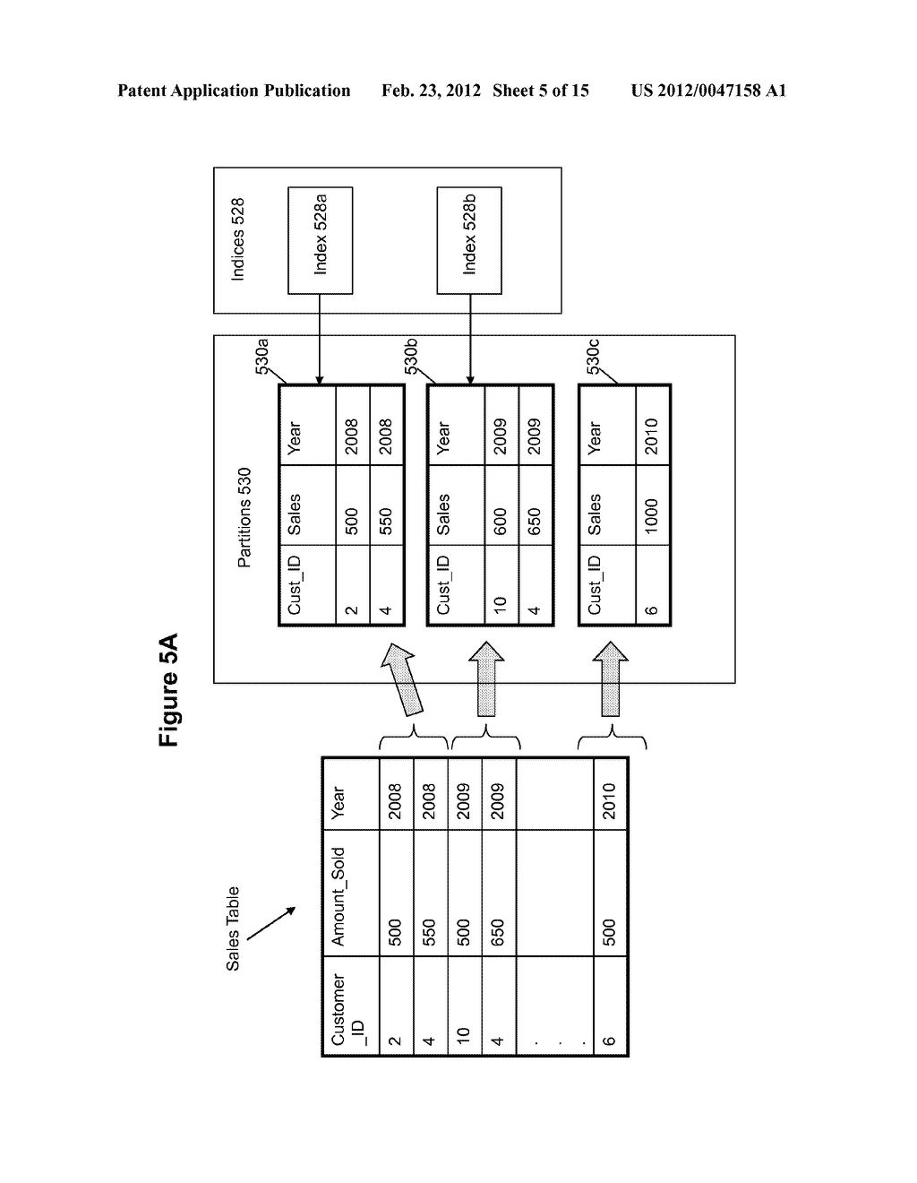 METHOD AND SYSTEM FOR PERFORMING QUERY OPTIMIZATION USING A HYBRID     EXECUTION PLAN - diagram, schematic, and image 06