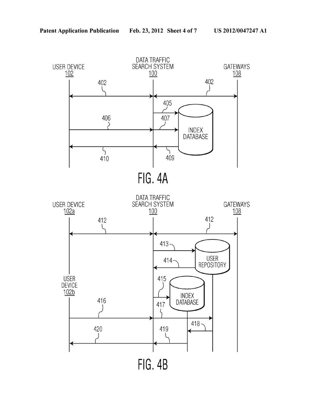 SYSTEM AND METHOD FOR ALLOWING DATA TRAFFIC SEARCH - diagram, schematic, and image 05