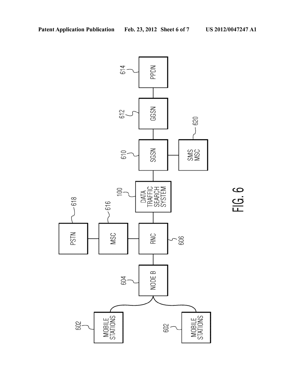SYSTEM AND METHOD FOR ALLOWING DATA TRAFFIC SEARCH - diagram, schematic, and image 07