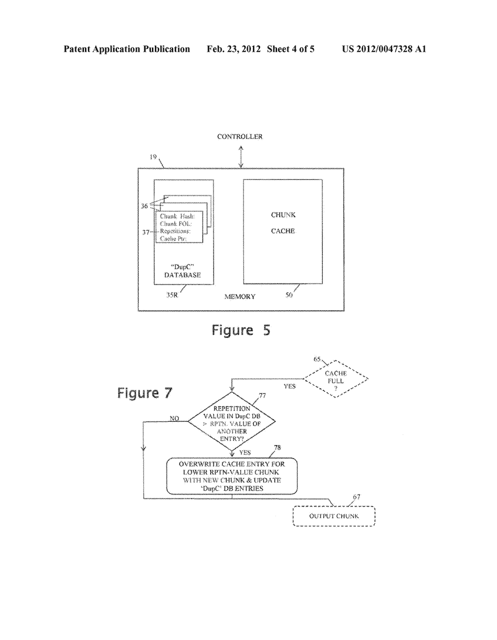 DATA DE-DUPLICATION FOR SERIAL-ACCESS STORAGE MEDIA - diagram, schematic, and image 05