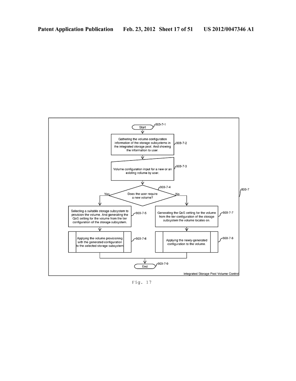 TIERED STORAGE POOL MANAGEMENT AND CONTROL FOR LOOSELY COUPLED MULTIPLE     STORAGE ENVIRONMENT - diagram, schematic, and image 18