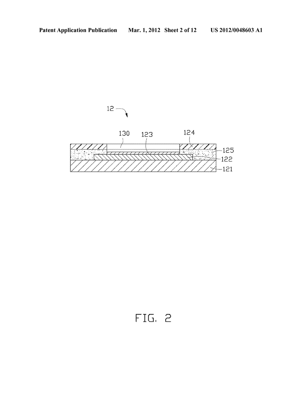 PRINTED CIRCUIT BOARD AND METHOD FOR MANUFACTURING SAME - diagram, schematic, and image 03