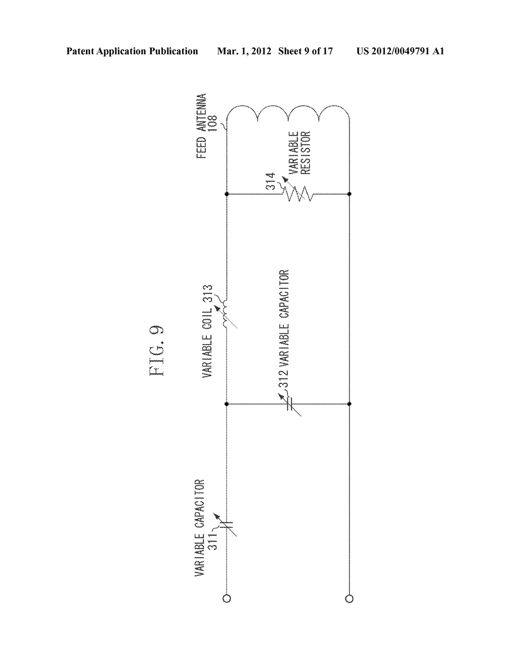 METHOD, APPARATUS, AND COMPUTER-READABLE STORAGE MEDIUM FOR CONTACTLESS     POWER SUPPLY AND POWER CONTROL - diagram, schematic, and image 10
