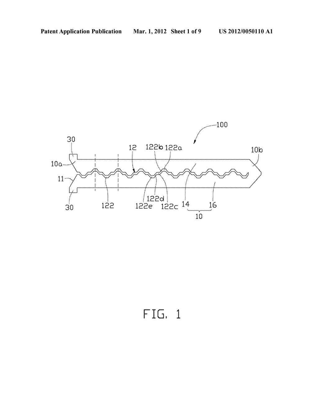 MICROSTRIP FOR WIRELESS COMMUNICATION AND METHOD FOR DESIGNING THE SAME - diagram, schematic, and image 02