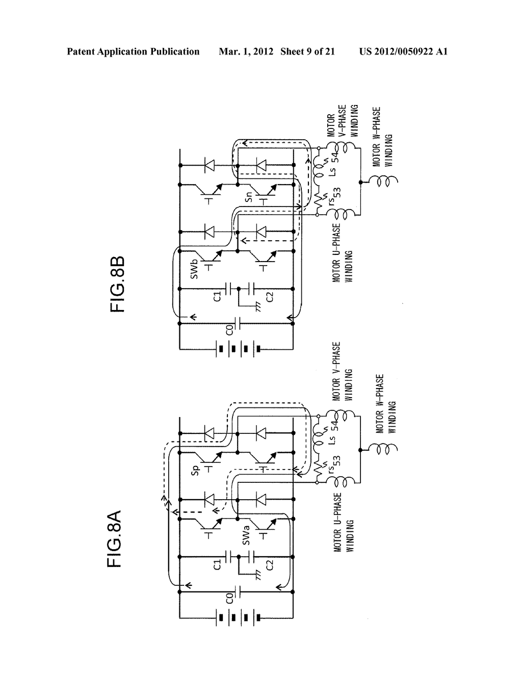 Overcurrent Fault Detection Device for Electrical Drive Control System - diagram, schematic, and image 10