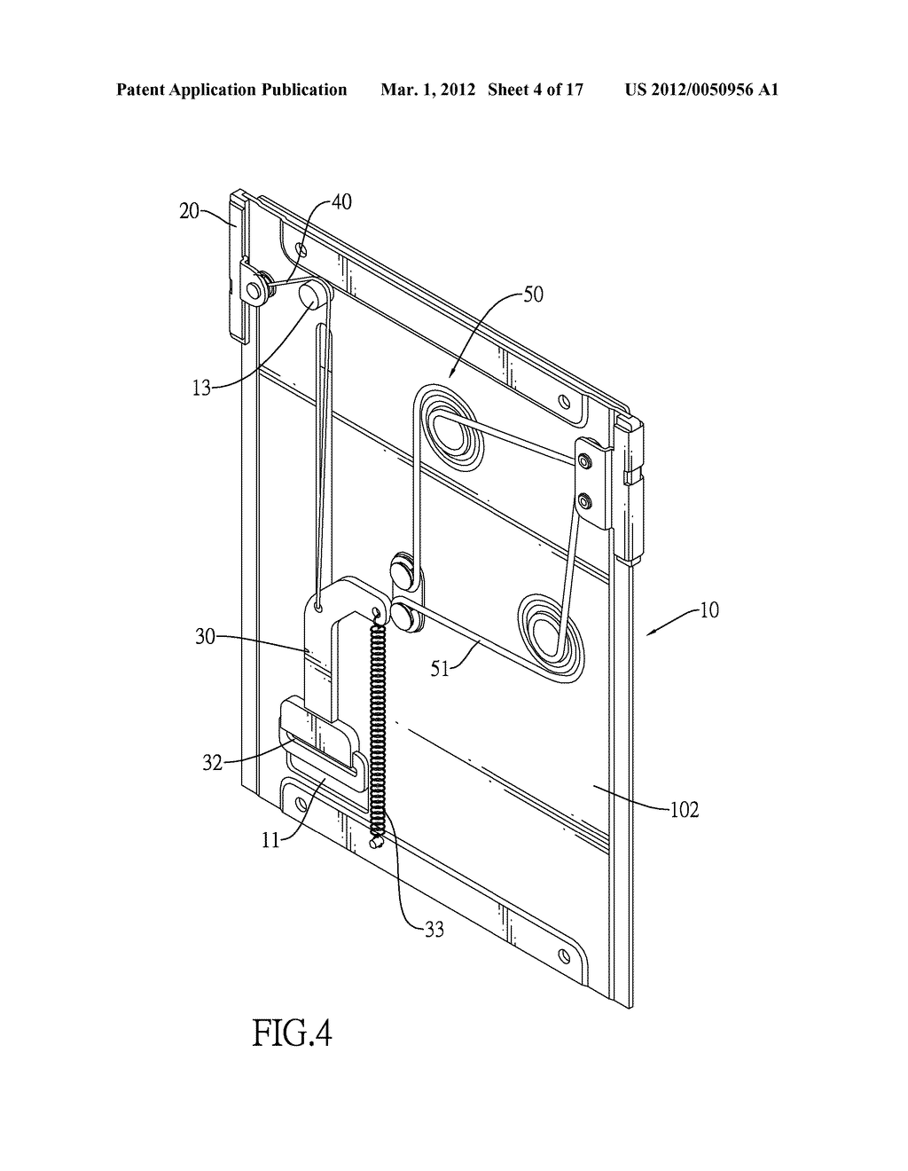 SLIDING HINGE AND A PORTABLE ELECTRONIC DEVICE WITH THE SAME - diagram, schematic, and image 05