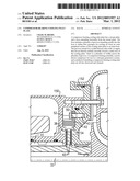 COMPRESSOR BEARING COOLING INLET PLATE diagram and image