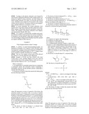 SILYL ETHER-MODIFIED HYDROPHILIC POLYMERS AND USES FOR MEDICAL ARTICLES diagram and image