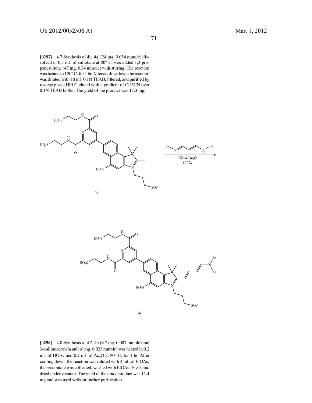 CYANINE DYES - diagram, schematic, and image 93
