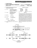 METHOD FOR THE DETECTION OF DNA METHYLATION PATTERNS diagram and image